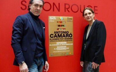 Instituto Français de Valencia y Ministerio de Exteriores de Francia se vuelcan con la obra del pintor Antonio Camaró
