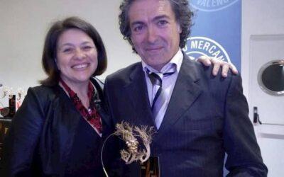 """Arte Senza Frontiere reconoce el trabajo de Antonio Camaró y su obra """"Homo ethicus"""""""