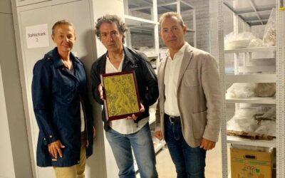 Odisea en Mauthausen: Antonio Camaró y el alcalde de Xirivella rescatan de la censura una obra que fue retirada.
