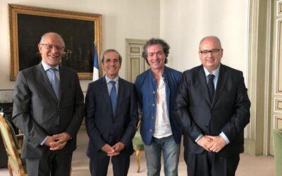 El pintor Antonio Camaró expondrá su obra en Roma durante el Congreso 'El 68 y Pasolini'