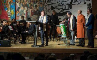 Encuentro de los lideres a nivel Mundial de las distintas Creencias, Civilizaciones, Etnias y Culturas del Mundo celebrado en Mérida