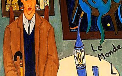 El Instituto Français de París y el Ministerio de Europa y Asuntos Exteriores de Francia promueven la exposición de L'Homme Postmoderne del pintor Antonio Camaró